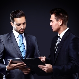 Jeżeli jesteś partnerem w biznesie